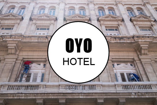 OYOホテルのイメージ